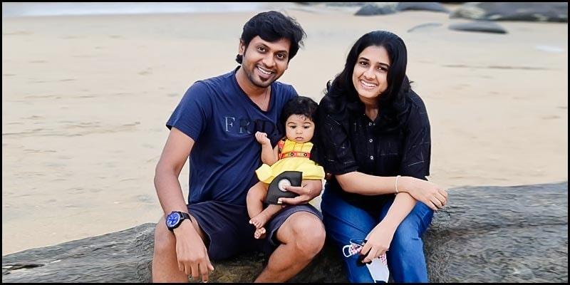 Rio Raj With Her Wife