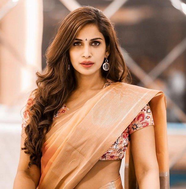 Samyuktha Karthik Actress
