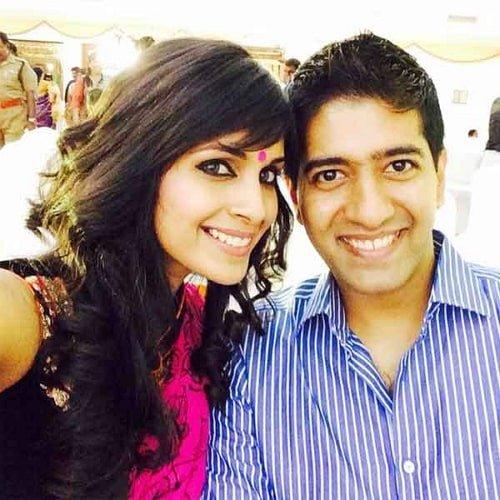 Samyuktha Karthik Husband