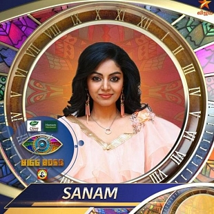 Sanam Shetty Bigg Boss Tamil 4