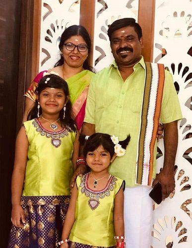 Velmurugan Family