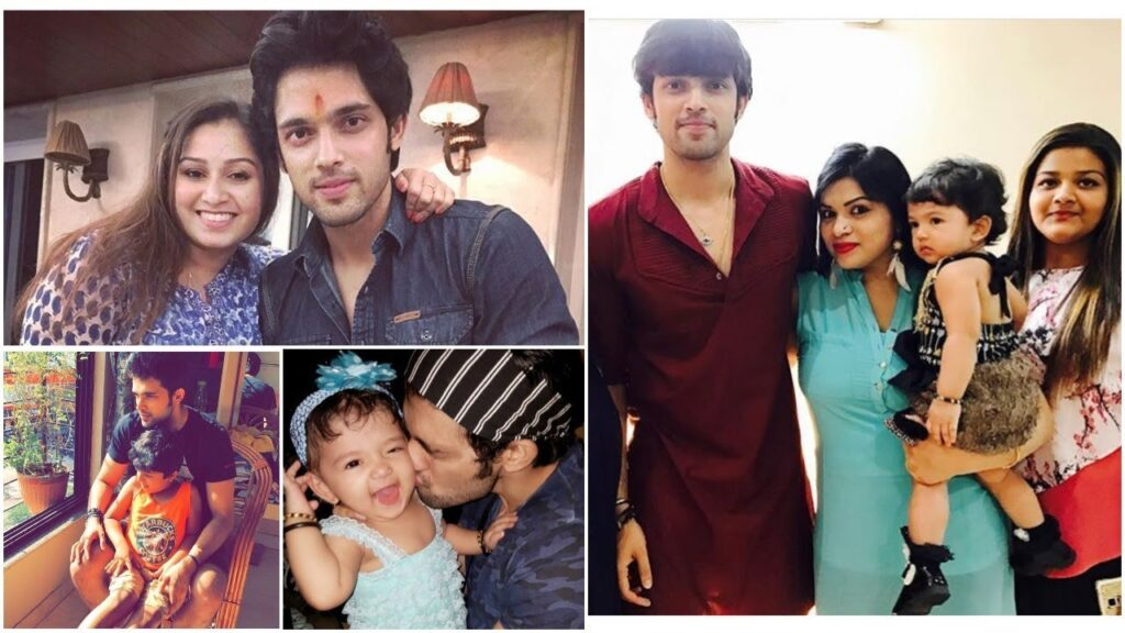 parth samthaan family