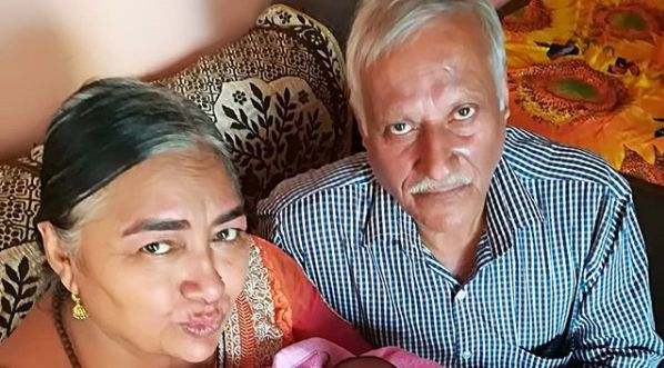 Surbhi Rana Mother and Father