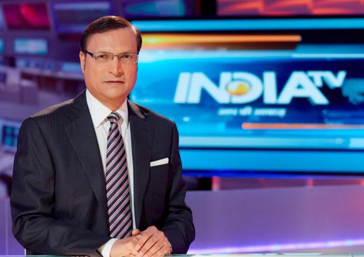 rajat sharma journalist
