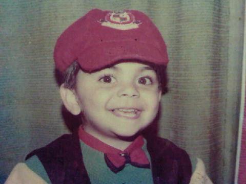 virat kohli childhood images