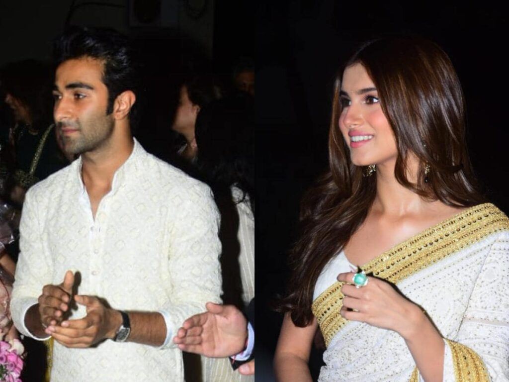 aadar jain girlfriend