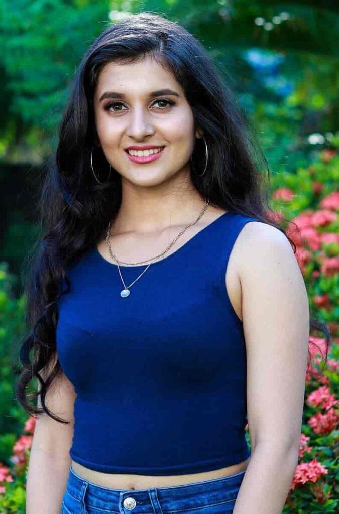 Sanjana Sarathy Biography