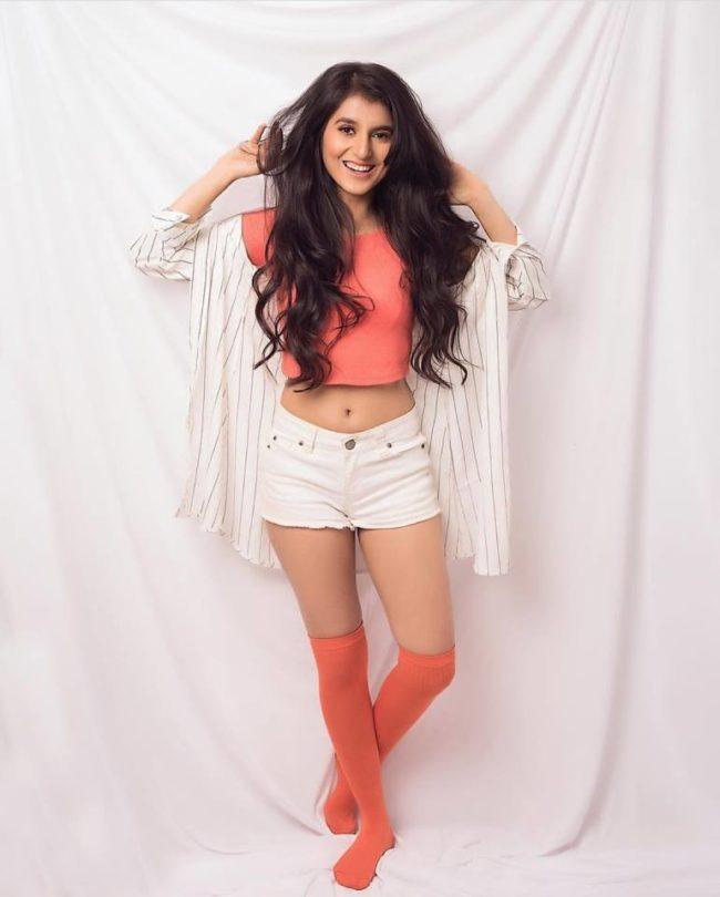 Sanjana Sarathy Wiki