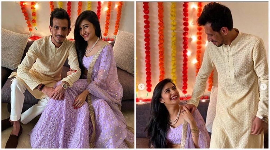 Dhanushree Wedding Photo