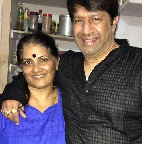 Shankar Ashwath Wife